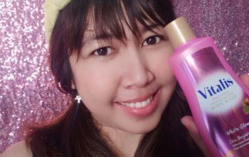 Sensasi Mandi Parfume dengan Vitalis